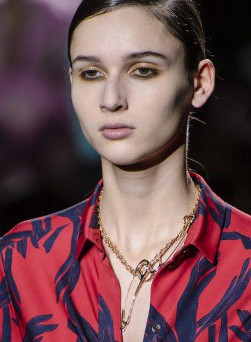 Hermès Fall 2017 Fashion Show Beauty