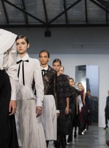 Carolina Herrera Fall 2017 Fashion Show Atmosphere