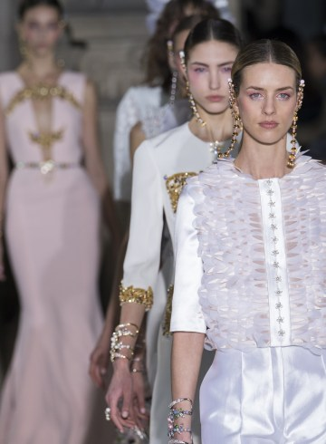 Georges Hobeika Spring 2017 Couture Fashion Show Atmosphere
