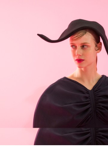 Jacquemus Fall 2017 Fashion Show Backstage Beauty