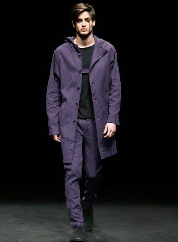 Josep Abril Fall 2017 Men's Fashion Show