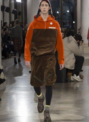 Julien David Fall 2017 Menswear Fashion Show