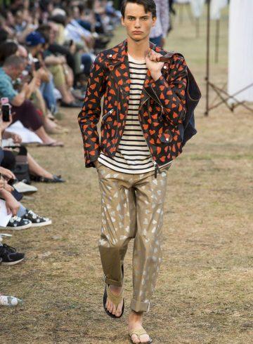 J.W. Anderson Spring 2018 Men's Fashion Show