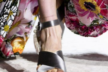 Mary Katrantzou Spring 2018 Fashion Show Details