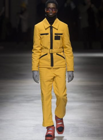 Kenzo Fall 2017 Menswear Fashion Show