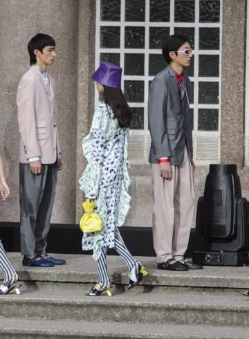 Kenzo Spring 2018 Fashion Show