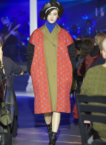 Kenzo La Collection Memento Fall 2017 Fashion Show