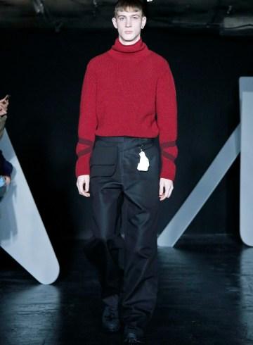 Kiko Kostadinov Fall 2017 Menswear Fashion Show