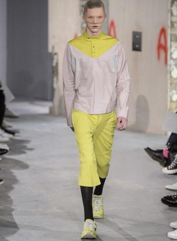 Kiko Kostadinov Spring 2018 Men's Fashion Show