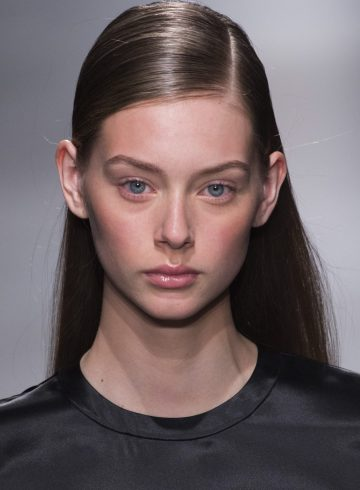 Guy Laroche Fall 2017 Fashion Show Beauty