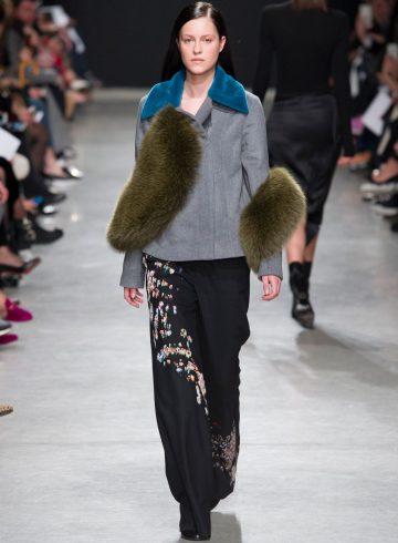 Guy Laroche Fall 2017 Fashion Show