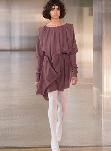Lemaire Fall 2017 Fashion Show