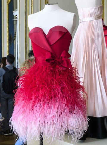 Alexis Mabille Fall 2017 Couture Presentation