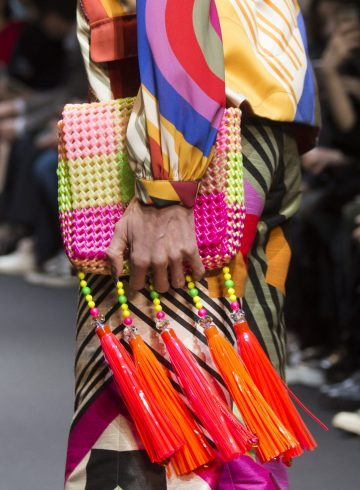 Manish Arora Fall 2017 Fashion Show Details