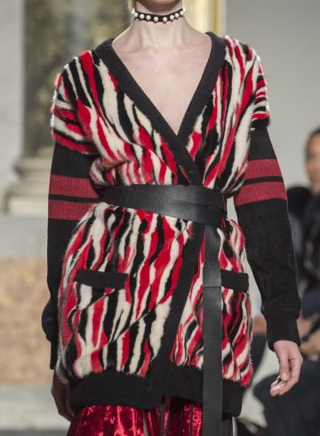 Angelo Marani Fall 2017 Fashion Show Details