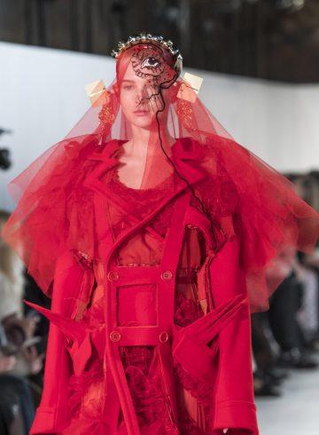Maison Margiela Spring 2017 Couture Fashion Show Details