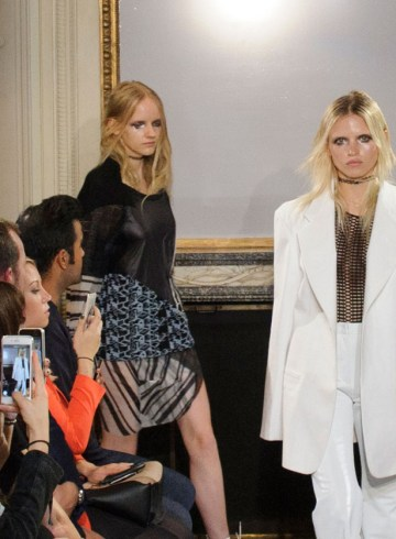 Masha Ma Spring 2016 Fashion Show Photo