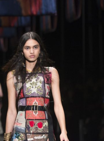 Key Fashion Trends Fall 2017, Patchwork