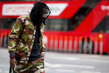 best of mens street style London men's fashion week day 2 photo