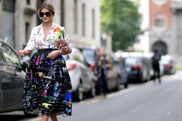 Milan fashion week street style september vincenzo grillo photo