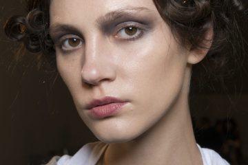 Pascal Millet Fall 2017 Fashion Show Backstage Beauty