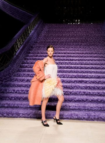 Miu Miu Fall 2017 Fashion Show Atmosphere