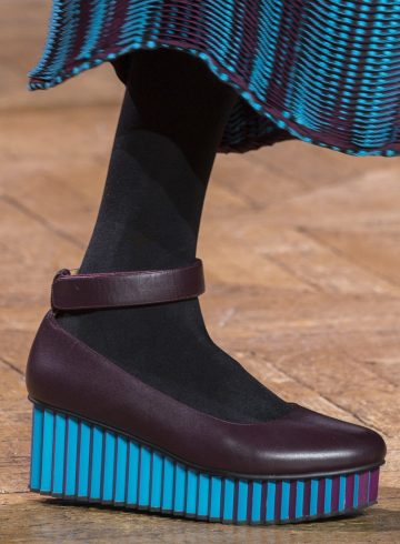 Issey Miyake Fall 2017 Fashion Show Details
