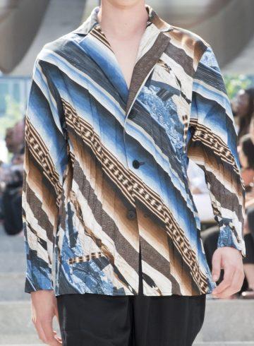 Issey Miyake Spring 2018 Men's Fashion Show Details