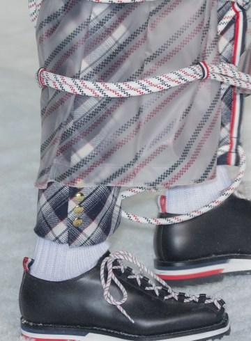 Moncler Fall 2017 Menswear Fashion Show Details