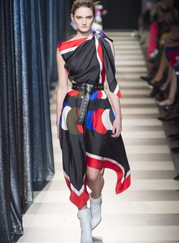 Monse Fall 2017 Fashion Show