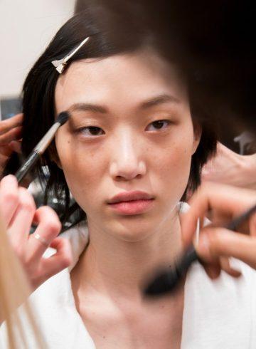 Moschillo Fall 2017 Fashion Show Backstage