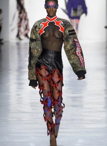 Namilia Fall 2017 Fashion Show