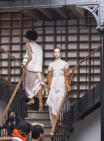 Nehera Fall 2017 Fashion Show Atmosphere