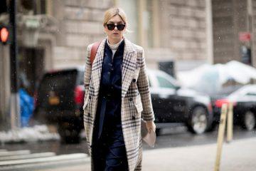 New York Fashion Week Street Style Day 5 Fall 2017