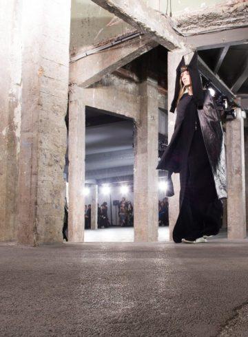 Rick Owens Fall 2017 Fashion Show Atmosphere