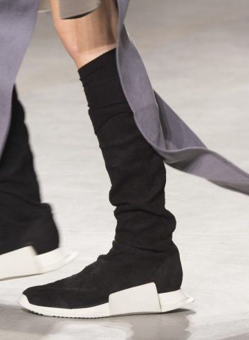 Rick Owens Fall 2017 Fashion Show Details