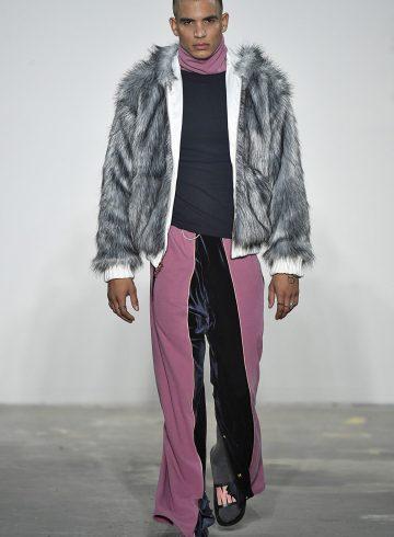 Palmiers du Mal Fall 2017 Men's Fashion Show