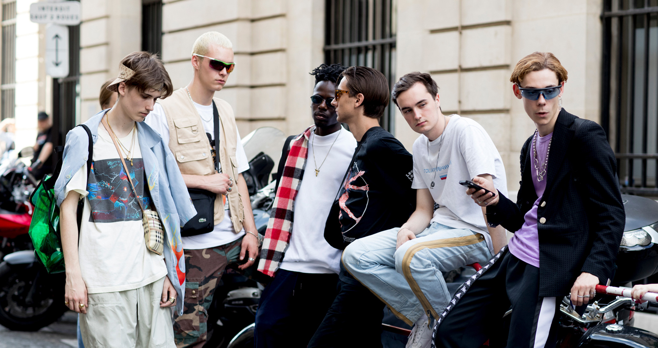 Paris Fashion Week Men 39 S Street Style Spring 2018 Day 4 The Impression