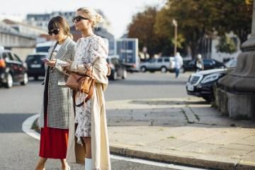Paris Fashion Week Street Style Spring 2018 Day 4 Cont.