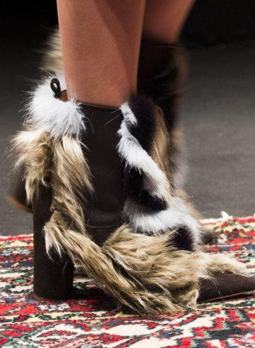 Maurizio Pecoraro Fall 2017 Fashion Show Details