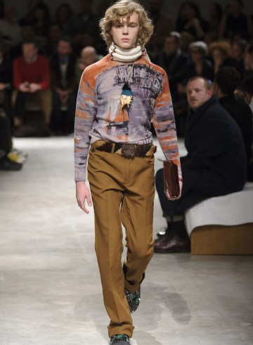 Prada Fall 2017 Menswear Fashion Show