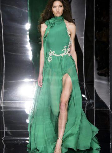 Rani Zakhem Spring 2017 Couture Fashion Show