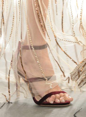 Pamella Roland Fall 2017 Fashion Show Details