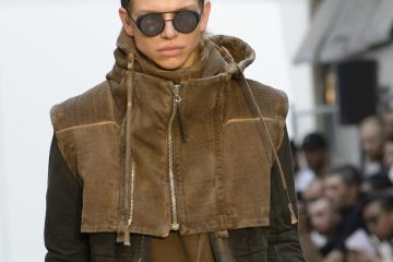 Boris Bidjan Saberi Spring 2018 Men's Fashion Show Details