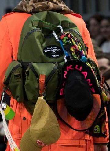 Sankuanz Fall 2017 Menswear Fashion Show Details