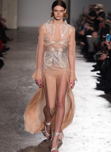 Francesco Scognamiglio Fall 2017 Fashion Show