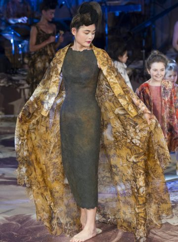 Franck Sorbier Spring 2017 Couture Fashion Show
