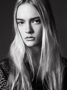 Stephanie Smith model photo