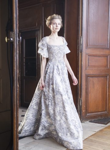 Tony Ward Spring 2017 Couture Fashion Show Backstage