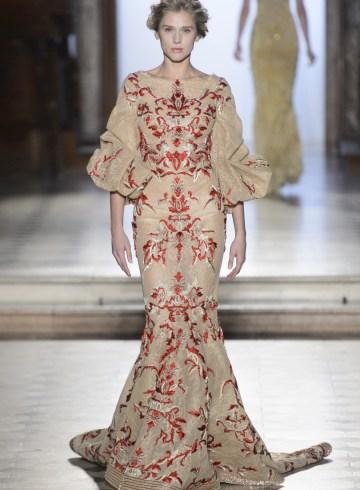 Tony Ward Spring 2017 Couture Fashion Show